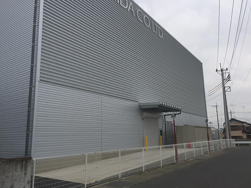 吉田製作所第2工場