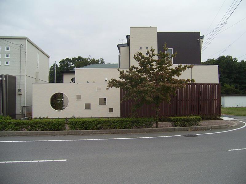 茂林寺の家