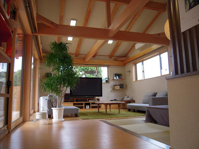 朝倉の平屋