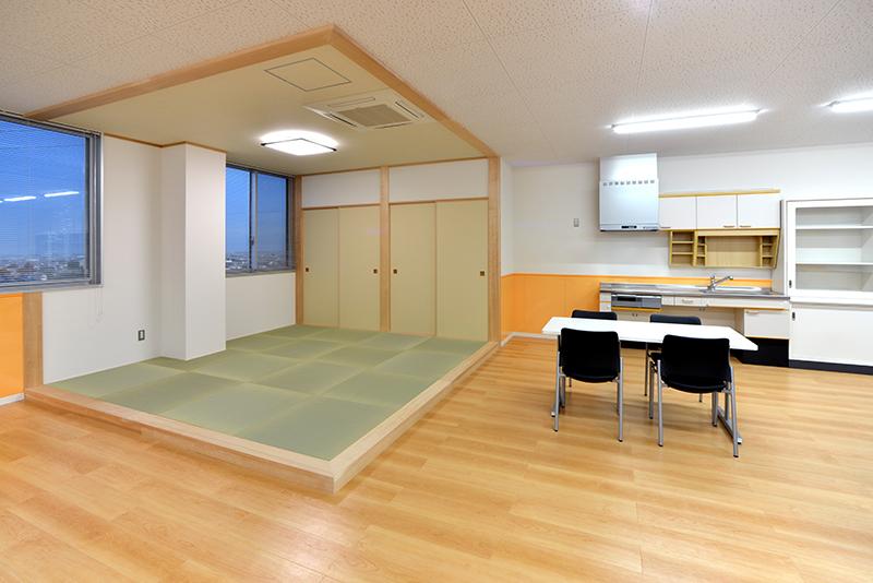 太田医療技術専門学校 看護学科棟