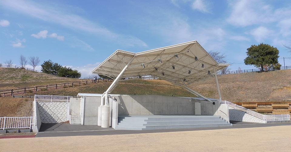 北部運動公園野外ステージ